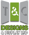 T and C Designs Logo