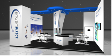 Design of Intavent Direct Stand